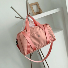 MissYe Bagmall  travel bag female luggage handbag Korean business carrying large capacity