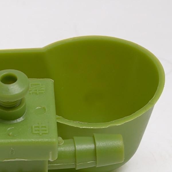 30 Sets New Bird Tools Quail Drinking Pigeon Cups Chicken Water Bowls Parrot Pigeon Bird Feeder 4