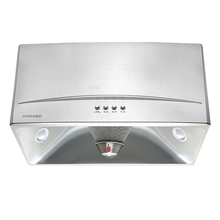 Stainless Steel Kitchen Hood Range Large Suction Top Wall-mounted Household Exhaust Hoods D4
