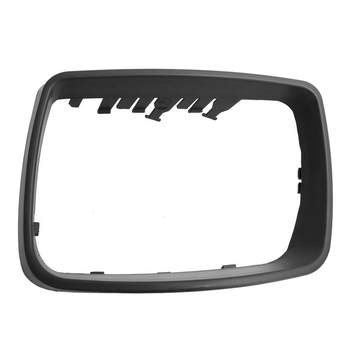 1 Pcs Left (Driver Side) Door Mirror Cover Caps Trim Ring For 2000-2006 Bmw E53 X5 51168254903 image