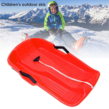 Snow Sled Board, Outdoor Winter Skiing Boards Snow Grass Sand Ski Pad Snowboard