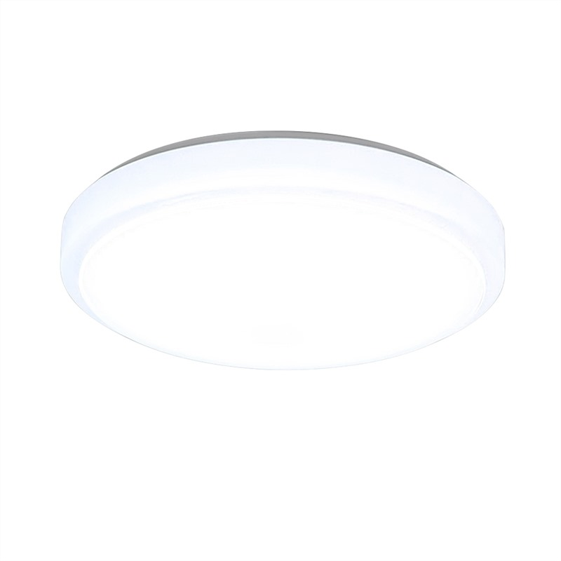 34cm High Quality 24-48W LED Ceiling Light White Light Mount Lamp Living Room Kitchen Bedroom Ceiling Lights Lampd Round Style