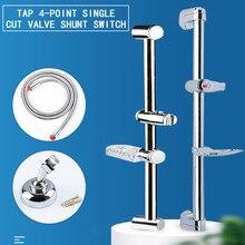 Высокое качество кран клапан дивертер раковина клапан вода кран кран разветвитель адаптер дом ванная комната кухня дивертер аксессуары