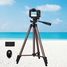 블루투스 제어 카메라 삼각대 스탠드와 전문 알루미늄 미니 삼각대 카메라 폰 스마트 폰 아이폰 Xiaomi 화웨이