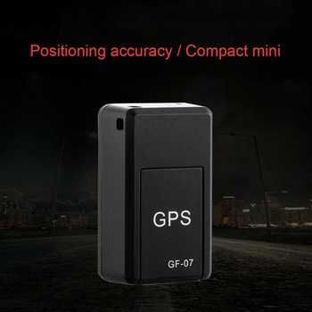 Miniature Magnetism GPS Tracker GSM-GPRS Real Time Tail After Location Auto Tracker 2020 New image