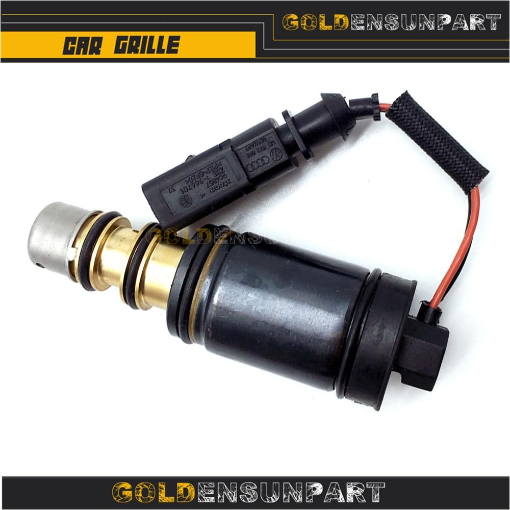 5SEU12C 6SEU12C 6SEU14C Compressor Control Valve 5SEU12C 6SEU12C 6SEU14 for Audi Seat Skoda forVW Polo AC|Air-conditioning Installation| |  - title=