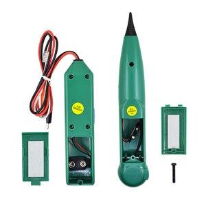 Image 5 - CHIPAL AIMO professionnel MS6812 LAN testeur de câbles réseau, traceur de fils téléphoniques pour UTP STP, Cat5 et Cat6