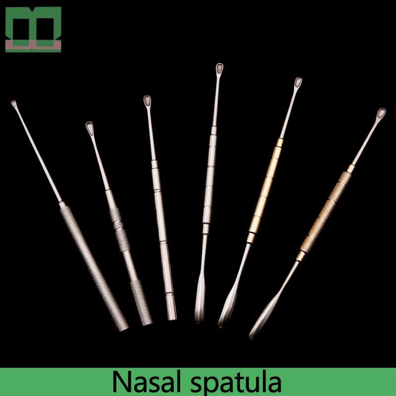 Esp tula nasal double end nico end cosm ticos cirurgia pl stica instrumento de funcionamento cir