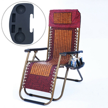 цена на Outdoor Recliner Holder Tray Patio Chairs Beverage Rack Water Bottle Drink Bottle Travel Accessory Foldable Meal Cup Desk Table