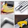 Stanley 12pcs/set short long allen key set inch 1/16 5/64 3/32 to 3/8 hex shank flat end imperial hex key wrench sets S2 steel 2