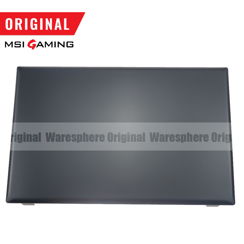 New Original LCD Back Cover For MSI CX61 16GD Top Rear Lid 3076GJA211P89 Black Without Logo