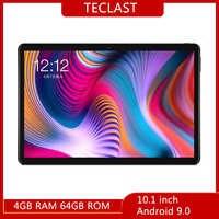 Teclast t30 10.1 polegada 4g phablet android 9.0 helio p70 2.1 ghz núcleo octa cpu 4 gb ddr4 ram 64 gb emmc rom 8.0mp câmera tablet pc