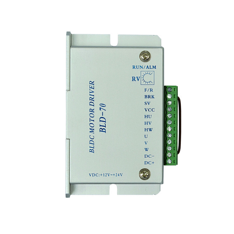 BLD-70 Three Phase <font><b>DC</b></font> Brushless Driver <font><b>12</b></font>-<font><b>30V</b></font> 3A 70W BLDC Driver Motor 24V <font><b>DC</b></font> Controller hall for Below 70W 42 57 BLDC Motor image