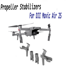 For DJI AIR 2S Foldable Support Leg Heightening Landing Gears Protectors For DJI Mavic Air 2 Drone Accessories