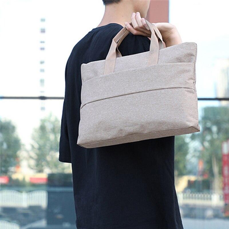 Laptop Sleeve Bag Handbag Briefcase Portable Notebook Tablet Bag Fashion Lightweight Briefcase