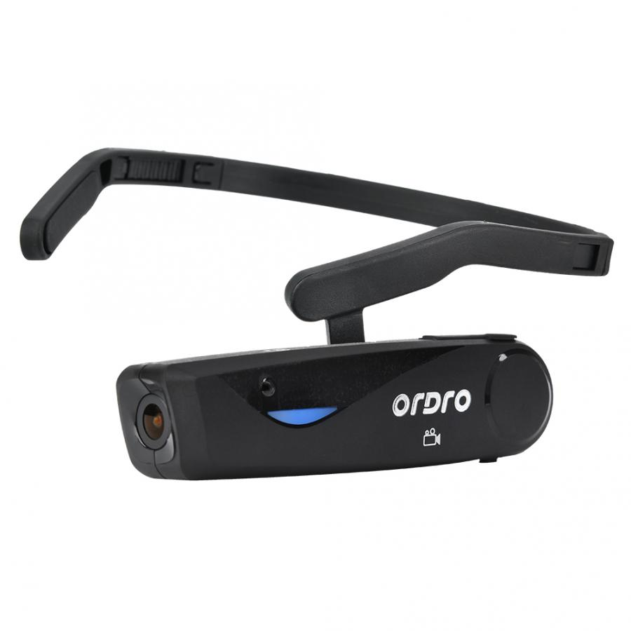 4K caméra vidéo caméscope numérique ORDRO EP5 UHD 30fps portable Anti-secousse IP65 étanche Camara Filmadora Vlog caméra