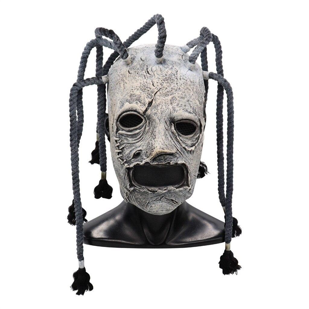 Gags & Practical Jokes Halloween Horror Grimace Night Terror Mask Fancy Dress Party Dress Novelty & Gag Toys Drop Shipping