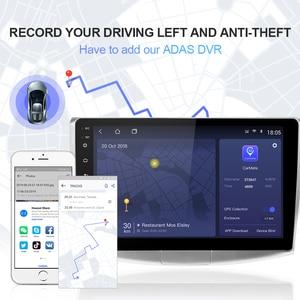 Image 5 - Isudar H53 4G Android 1 Din Авто Радио для VW/Volkswagen/Passat B7 CC B6 Автомобильный мультимедийный GPS 8 ядер RAM 4 Гб ROM 64G камера DVR