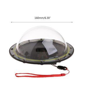 Image 3 - 1 セット新ダイビングドームポート防水移動プロヒーロー 5/6/7 カメラトリガ