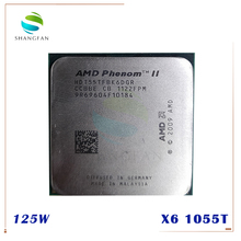 CPU Processor X6-1055T HDT55TFBK6DGR Amd Phenom AM3 125w-Socket Six-Core 938pin