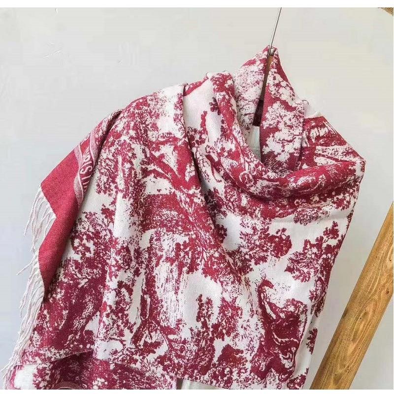 Imitation Cashmere Women Scarf Luxury Print Fashion Female Hijab Scarves Shawls Lady Wraps Soft Warm Brand Wraps Scarfs