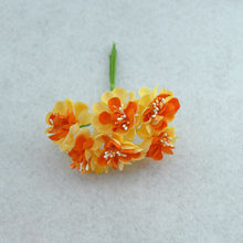 Gu Yue Youchin Direct Selling Artificial Plant Chinese Clothing Performance Headwear And Hairpin DIY Garland Material Double Col(China)