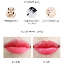 Moisturizer Lip Plumper Volume Lip Gloss Long Lasting Sexy Big Lips Pump Transparent Waterproof Volume Lip Clear Lipgloss Makeup