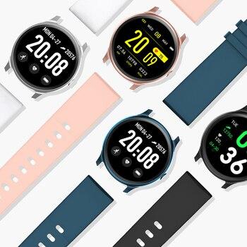 SENBONO IP67 Waterproof  Sport Smart Watch message reminder heart rate monitor men women clock fitness tracker Smart Watch 2
