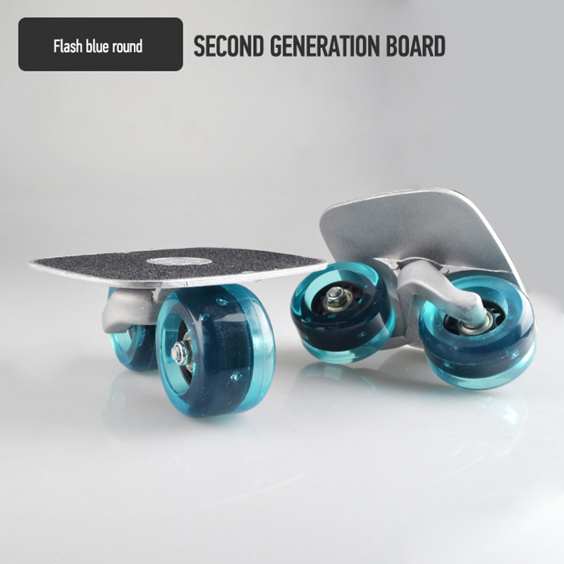2019 Portable Drift Board For Freeline Roller Road Driftboard Skates Anti-skid Skate Board Skateboard Sports