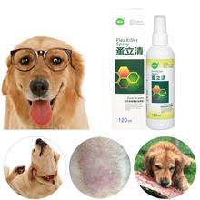 Insecticida antipulgas para perros y gatos, tratamiento contra piojos, piojos, insectos, insecticida para gatos, insecticida para cachorros y gatitos, líquido para perros, yo0f3