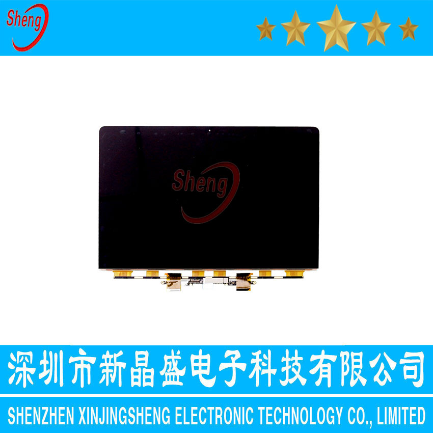 4 pcs Laptop A1706 Lcd A1708 LCD Screen 13 Inch 2016 2017 Year Original New A1706 A1708 LCD for Macbook Retina 13