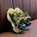 Сетчатые спортивные детские кроссовки для девочек и мальчиков  повседневные спортивные детские кроссовки  модные tenis infantil  детская обувь  д...