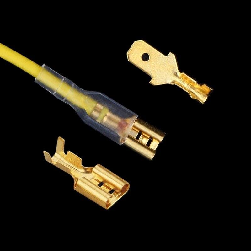 315/450/900 шт 28/48/63 мм обжимных разъёмов коннекторов для