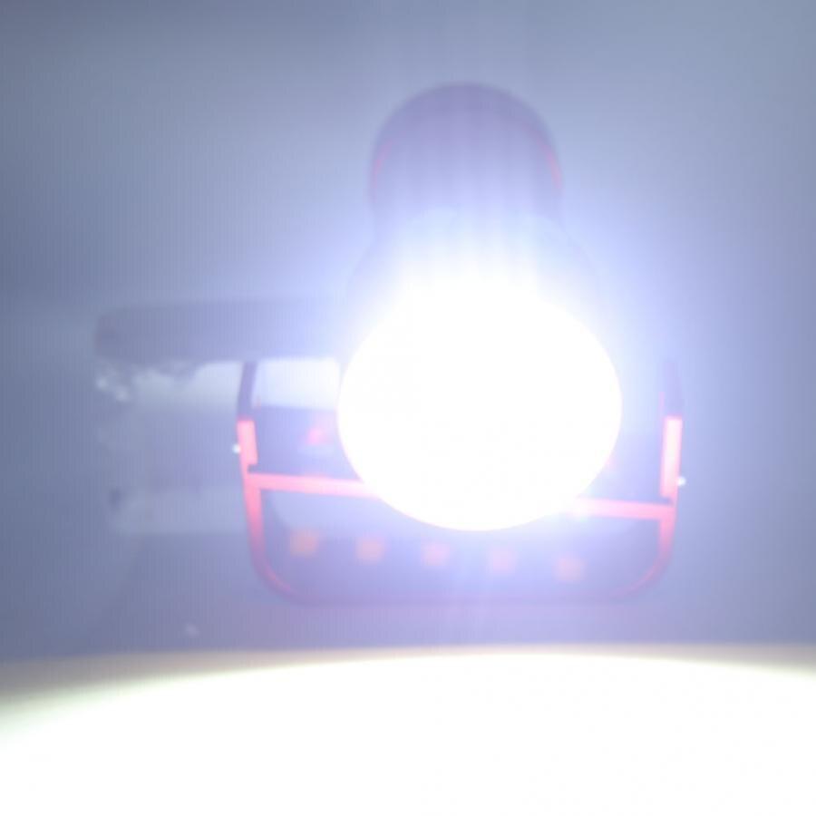 Bajo el agua linterna LED impermeable buceo Super brillante 80M Luz de relleno subacuático para escalar Camping - 2