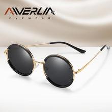 Женские солнцезащитные очки aiverlia роскошные дизайнерские