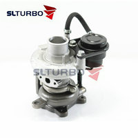 TD025 49173 02412 complete turbo charger 49173 02410 turbine 49173 02401 28231 27000 for Kia Carens II 2.0 CRDi D4EA 83 KW new|Air Intakes|   -