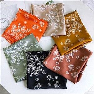 AOMU-Korea-Simple-70-70cm-New-Small-Square-Satin-Printing-Scarf-Head-Neck-Scarf-Women-s (1)
