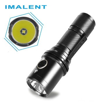 Imalent DM35 LED Flashlight CREE XHP35 HI 2000 lumens USB Flashlight with Rechargeable 21700 Battery for Hiking, Campping