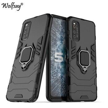 Перейти на Алиэкспресс и купить ДЛЯ Vivo iQOO Neo3 5G Чехол-Броня с магнитной присоской для Vivo iQOO Neo 3 чехол-накладка для Vivo iQOO Neo 3 6,57дюйм