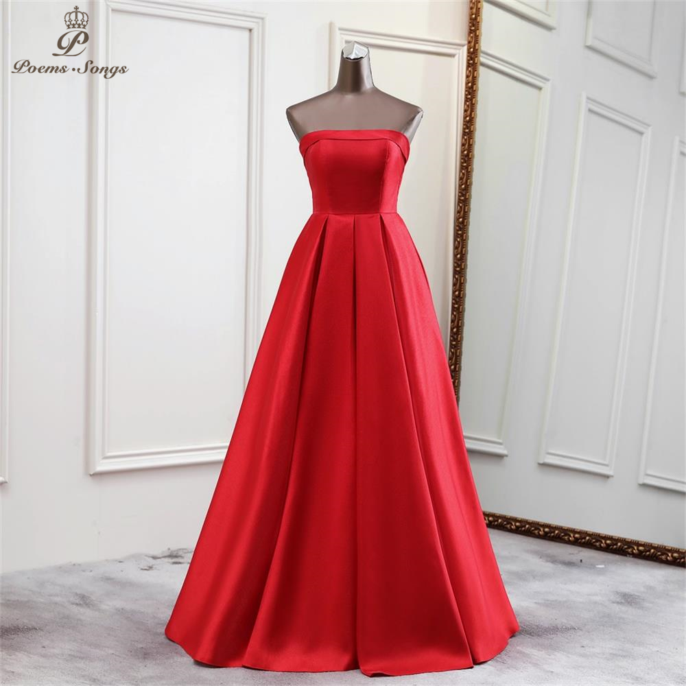 New Style Evening Dress Long Prom Dresses Formal Dress Women Elegant Simple Robe De Soiree  Party Dress Vestidos Elegantes