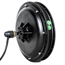 Rueda libre de tornillo 48v1000w, Motor de cubo trasero de bicicleta eléctrica con alta velocidad