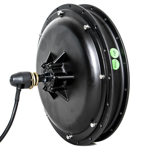 Image 1 - Screw Freewheel 48v1000w Electric Bike Rear Hub Motor with a high speed