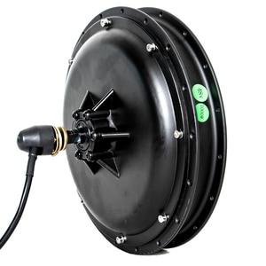 Image 1 - Śruba Freewheel 48v1000w elektryczny rower tylna piasta silnik z dużą prędkością