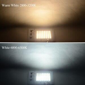 Led Cob Smart IC SMD LED Chip 10W 20W 30W 50W 90W 220V SMD2835/5730 Chip Für Outdoor Flutlicht Garten DIY Cold White Warm Weiß