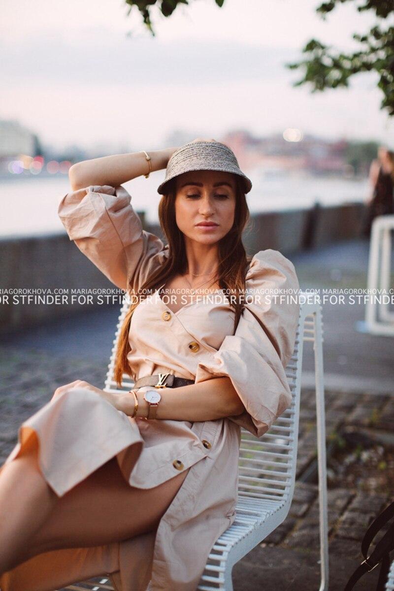 Viseiras de primavera e verão, chapéu moderno