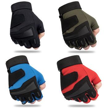 Rękawice taktyczne Ridding rękawice gimnastyczne ciężkie rękawice sportowe podnoszenie kulturystyki rękawice treningowe na rękawice sportowe do ćwiczeń tanie i dobre opinie Podnoszenie ciężarów rękawice ZQ-227 Sports gloves Training gloves Fitness gloves Ridding gloves Neutral male and female