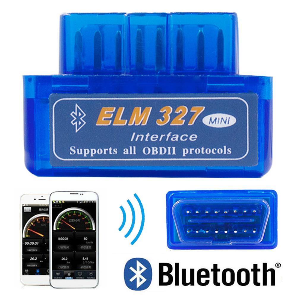 Elm327 V1.5 Bluetooth OBD2 Scanner Diagnostische Auto Elm327 1.5 OBD 2 Elm 327 Car Diagnostic Tool ODB2 Auto Scan Adapter