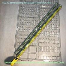 Novo conjunto = 10 5 PCS 60LED tira retroiluminação LED para LG 55UF6450 55UH6150 55UF6430 6916L2318A 6916L2319A 6922L-0159A 55UH615V 55