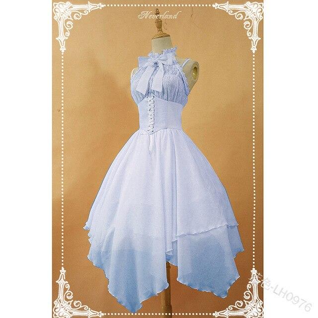 Купить милое платье принцессы в стиле «лолита» винтажное с бантом и картинки цена