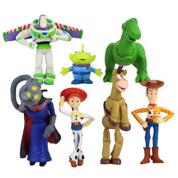 Figuras de Disney Toy Story 4, Figuras de dibujos animados de Woody,...